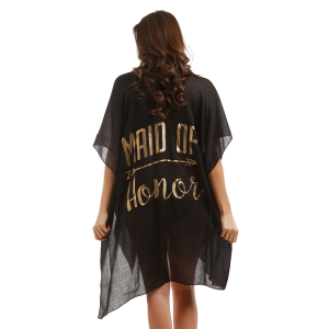 Sc 096 04 LOF Cover Up MAID OF HONOR black