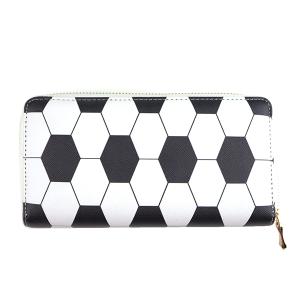 TPO MB0075 zipper wallet soccer