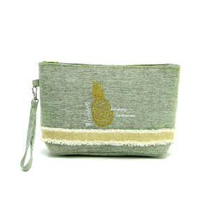 TPO MP0015 cosmetic case pineapple happy summer green