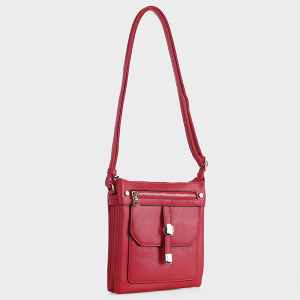 Isabelle MT19579 fashion crossbody red