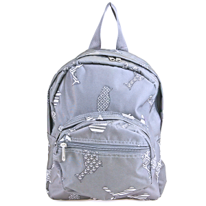 luggage AK NB5 26 youth backpack grey bird