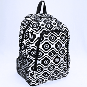 luggage AK NBN geometric aztec black