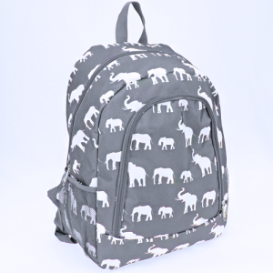 luggage AK NBN simple elephant gray