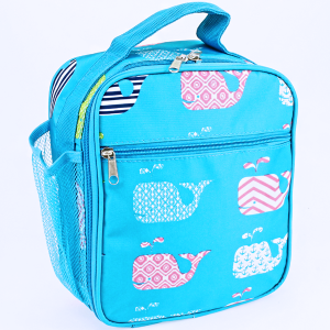 luggage AK NCC17 27 long lunch box multi whale turquoise