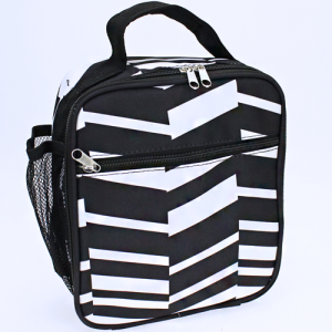 luggage AK NCC17 36 long lunch box geometric black