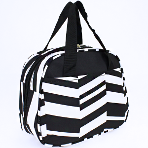 luggage ak ncc20 36 lunch box geometric black