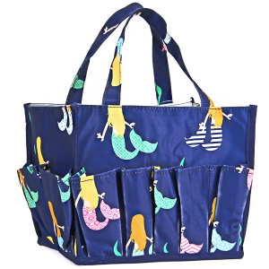luggage AK nhy009 A P organizer bag navy mermaid