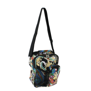 luggage p6009 181 YH day pack paisley multi black