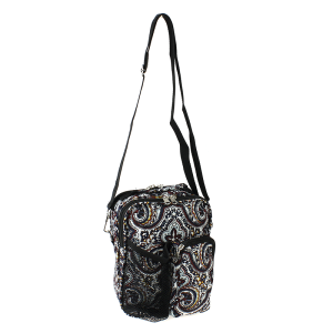 luggage p6009 211 YH day pack paisley multi black