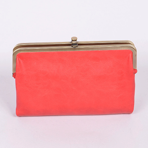 3AM PPW2188 classic style wallet red