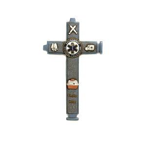 RT RA5569 cross EMS light blue
