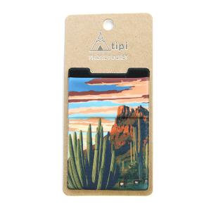 Phone Pocket 002 12 Tipi desert cactus