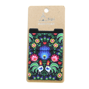 Phone Pocket 013 12 Tipi flower rooster