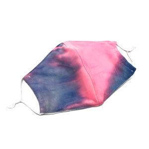 Kids Face Mask 161a 30 KW tie dye mask multi purple