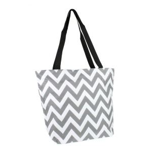 Luggage ST18 1325 CK tote chevron gray