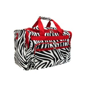 luggage t13 YH zebra red trim