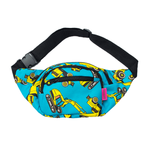 luggage 1004 waist pack trucks turquoise