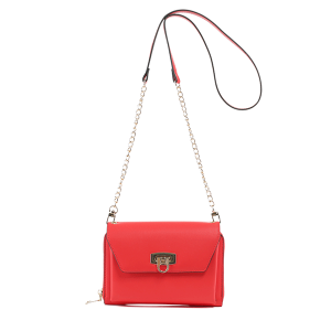 Isabelle WC1157 fashion crossbody wallet red