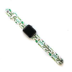 Watch Band 009c 38mm 40mm watch band cactus