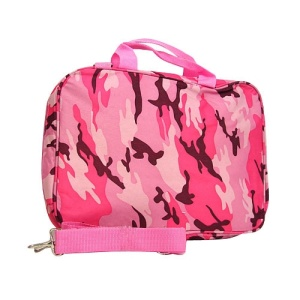Luggage Computer Bag AK c18 702 camo pink