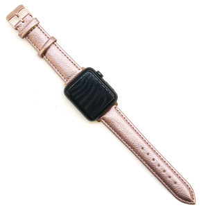 Watch Band 022c 08 buckle band 38mm 40mm rose gold