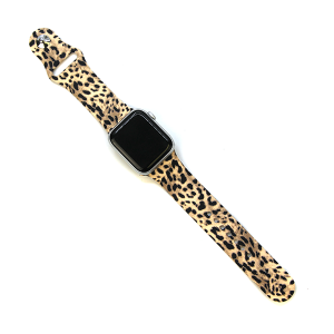 Watch Band 203 08 Leopard Watch Band 38mm 40mm