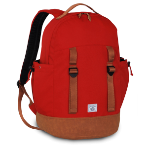 Everest Classic Backpack Strap Red