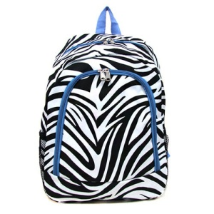 bp 5016 163 yh backpack zebra blue