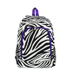 bp 5016 163 yh backpack zebra dark purple