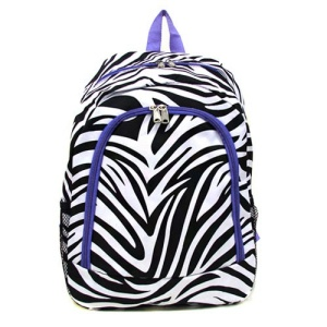 bp 5016 163 yh backpack zebra light purple