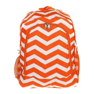 bp 5016 165 yh backpack chevron orange
