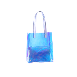 iridescent Tote Bag & Pouch HBG102407