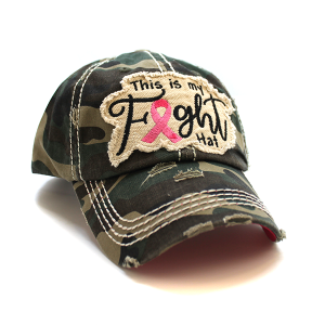 Cap 386 30 KBEthos this is my fight awareness camo