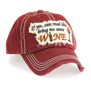 Cap 100e 30 KBEthos if you can read this bring me some wine hat burgundy