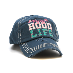 Cap 080a 30 KBEthos Mother Hood Life navy