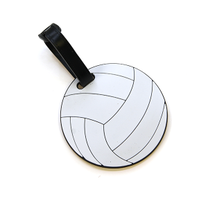 Luggage Tag 077 34 Volleyball