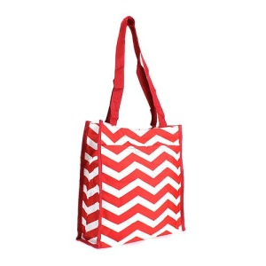 luggage 3013 165 tote YH chevron red