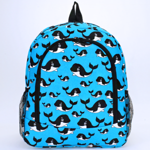 luggage 6016 whale turquoise black