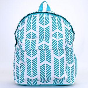 luggage ak backpack b 8 22 arrow turquoise white