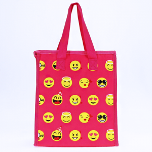 luggage ak ncc18 50 lunch box emoji fuchsia