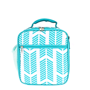 luggage ak ncc17 22 long lunch box arrow turquoise