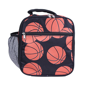 luggage ak ncc17 32 long lunch box basketball black