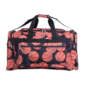 luggage ND22 32 duffle bag basketball black