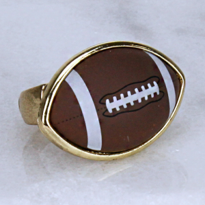 ring 1046d 54 football brown