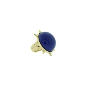 ring 1363 65 sun stone blue gold