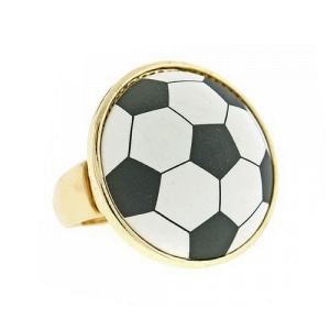 ring 952c 54 soccer ball black