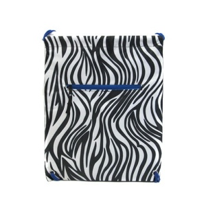 sling bag CK backpack zebra 2006 blue