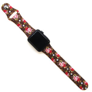 Watch Band 155 08 38mm 40mm floral
