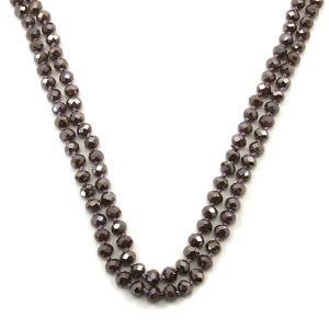 Necklace 1033a 46 Encour 30 60 inch bead necklace ka b276