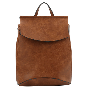 Handbag Republic UNV-0069 fashion backpack brown